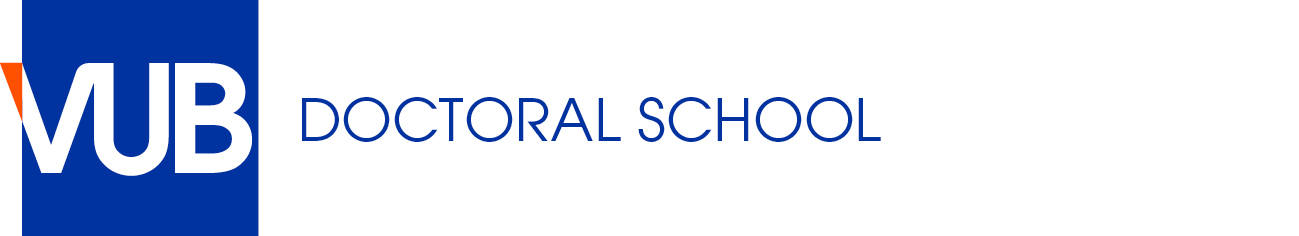 vub doctoral school logo